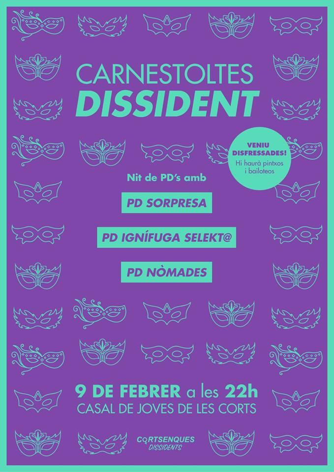 carnestoltes dissident